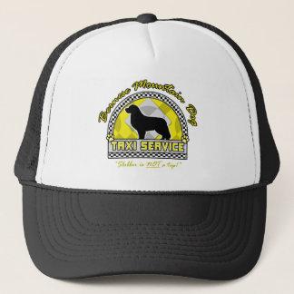 Bernese Gebirgshundetaxi-Service Truckerkappe