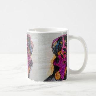 Bernese Gebirgshundewelpen-Tasse Kaffeetasse