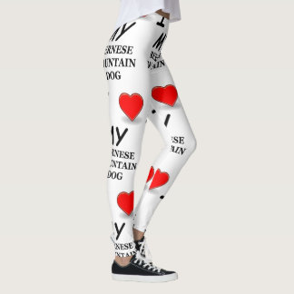 bernese mt-HundeLiebe Leggings