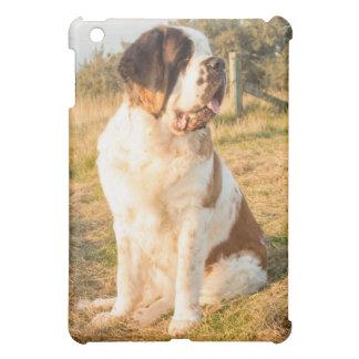 Bernhardiner-Hund iPad Mini Cover