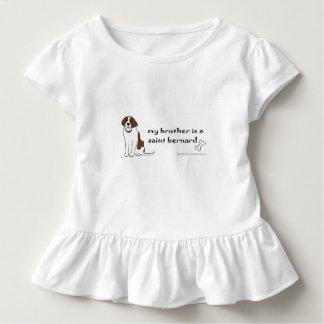 Bernhardiner Kleinkind T-shirt