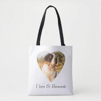 Bernhardiner-Tasche Tasche