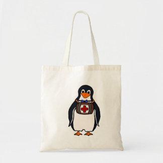 Bernhardiners Penguin-Taschen-Tasche Tragetasche