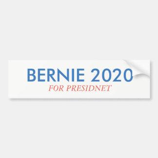 Bernie 2020 autoaufkleber