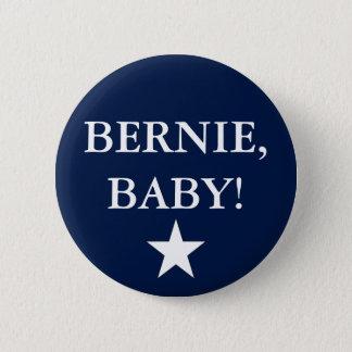 Bernie, Baby! Runder Button 5,1 Cm