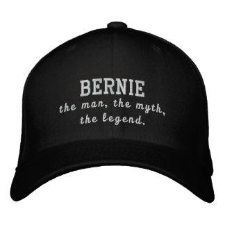 Bernie der Mann, der Mythos, die Legende Bestickte Baseballkappe
