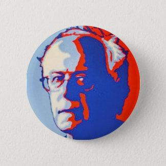 Bernie-Knopf #1 Runder Button 5,7 Cm