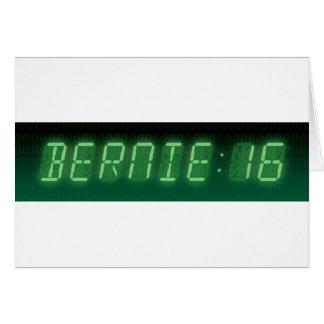 Bernie-Sandpapierschleifmaschine-Digital-Auslesen Karte