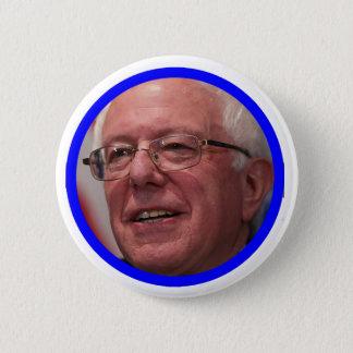 Bernie-Sandpapierschleifmaschine-kundengerechter Runder Button 5,7 Cm