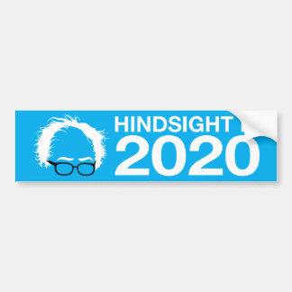 Bernie-Sandpapierschleifmaschine-Nachsicht ist Autoaufkleber