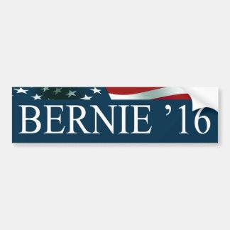 Bernie-Sandpapierschleifmaschine-Präsident im Autoaufkleber