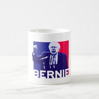 Bernie-Sandpapierschleifmaschine-Rede Kaffeetasse