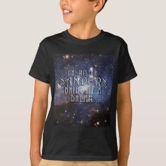 "Bernie-Sandpapierschleifmaschine-Shirt ""oh, Herr T-Shirt"