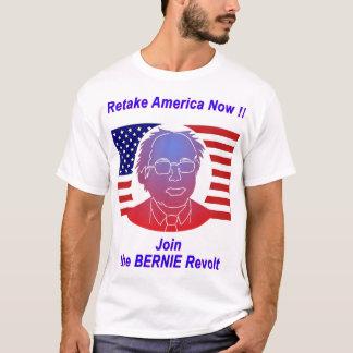 Bernie-Sandpapierschleifmaschine-T - Shirt
