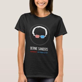Bernie Sandpapierschleifmaschine-Verbinden die T-Shirt