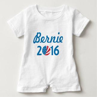 Bernie-Sandpapierschleifmaschinen 2016 Baby Strampler