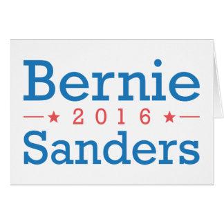Bernie-Sandpapierschleifmaschinen 2016 Karte