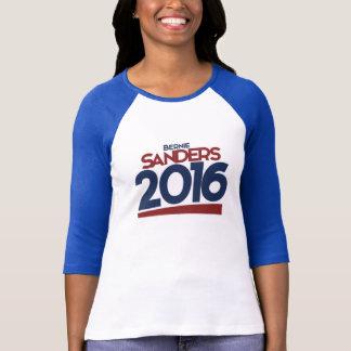 Bernie-Sandpapierschleifmaschinen 2016 T-Shirt