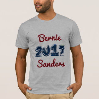 Bernie-Sandpapierschleifmaschinen 2017 T-Shirt
