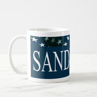 Bernie-Sandpapierschleifmaschinen AMERIKANISCHE Kaffeetasse