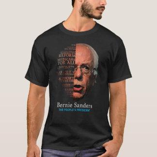 Bernie-Sandpapierschleifmaschinen Berning gibt T-Shirt