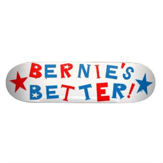 Bernie-Sandpapierschleifmaschinen, Brett der Skateboarddecks