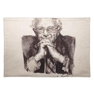 Bernie-Sandpapierschleifmaschinen durch Billy Stofftischset