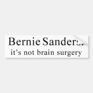 Bernie-Sandpapierschleifmaschinen: es ist nicht Autoaufkleber