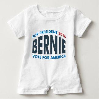 Bernie-Sandpapierschleifmaschinen für Amerika Baby Strampler