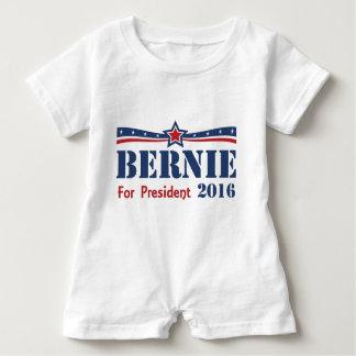Bernie-Sandpapierschleifmaschinen für Präsidenten Baby Strampler