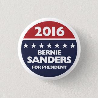 Bernie-Sandpapierschleifmaschinen für Präsidenten Runder Button 2,5 Cm