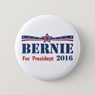 Bernie-Sandpapierschleifmaschinen für Präsidenten Runder Button 5,7 Cm