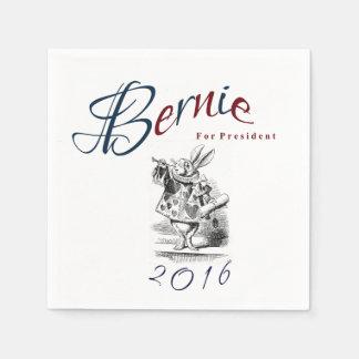 Bernie-Sandpapierschleifmaschinen für Präsidenten Serviette