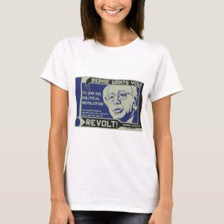 Bernie-Sandpapierschleifmaschinen für Präsidenten T-Shirt