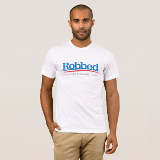 Bernie-Sandpapierschleifmaschinen gekleidet für T-Shirt