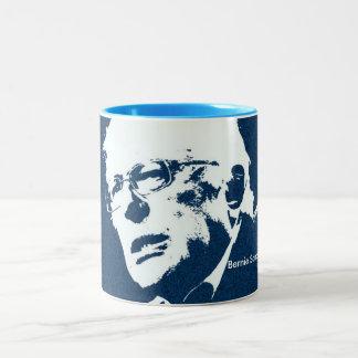 """Bernie-Sandpapierschleifmaschinen """"NACHSICHT IST Zweifarbige Tasse"""