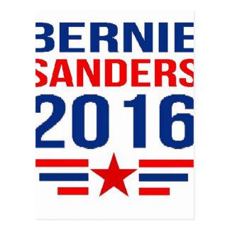 Bernie-Sandpapierschleifmaschinen Postkarte