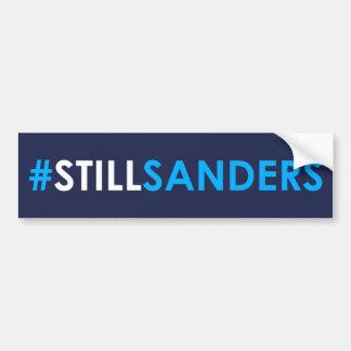 Bernie-Sandpapierschleifmaschinen #STILLSANDERS Autoaufkleber
