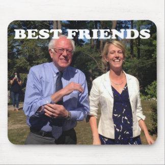 Bernie und Zephyr: Beste Freunde Mousepad