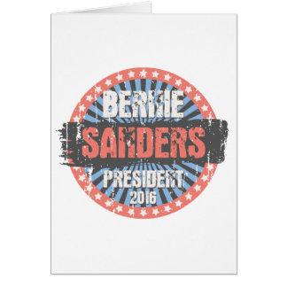 Bernie-Verleumdungskampagne-Gang Karte