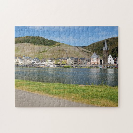 Bernkastel-Kues an der Mosel Puzzle