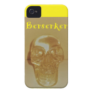 Berserker Schädel Case-Mate iPhone 4 Hülle