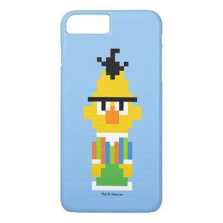 Bert-Pixel-Kunst iPhone 8 Plus/7 Plus Hülle