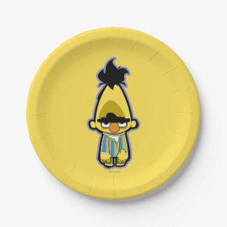 Bert-Zombie Pappteller