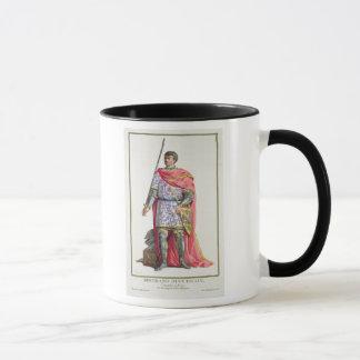 "Bertrand du Guesclin (1320-80) von ""Receuil DES E Tasse"