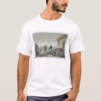 Berufe der Agagna Leute, Mariana Island, T-Shirt