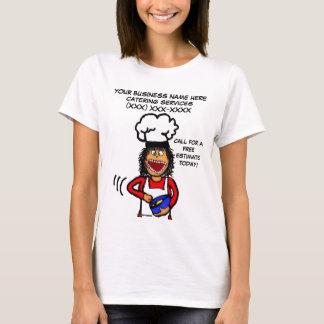 Berufliche Catering-Dienstleistungen T-Shirt
