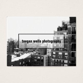 Berufliche Fotografie-Fotograf-Foto-Karte Visitenkarte
