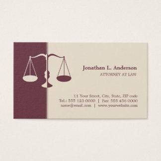 Berufliche Karten