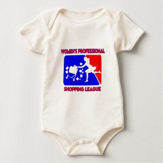 Berufliche Liga der Frauen Einkaufs Baby Strampler